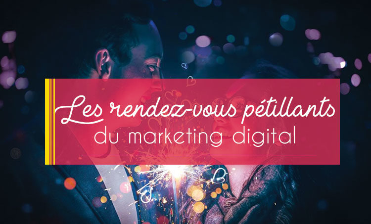 événements marketing digital